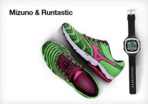 online retailer a1210 29790 Scarpe Running Mizuno e Orologio GPS Runtastic (e altri ...